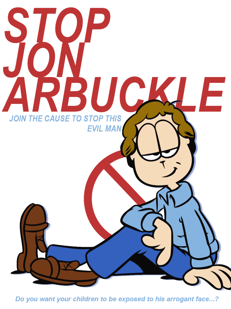 Tumblr S Newest Target Is Jon Arbuckle Garfield S Horrible Owner Atlas Obscura