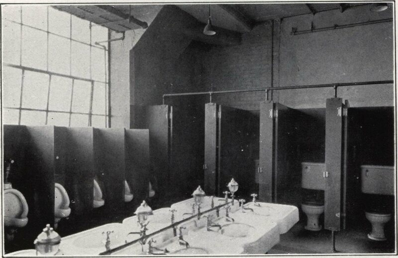 1922 Bathroom In An Office Building Philadelphia