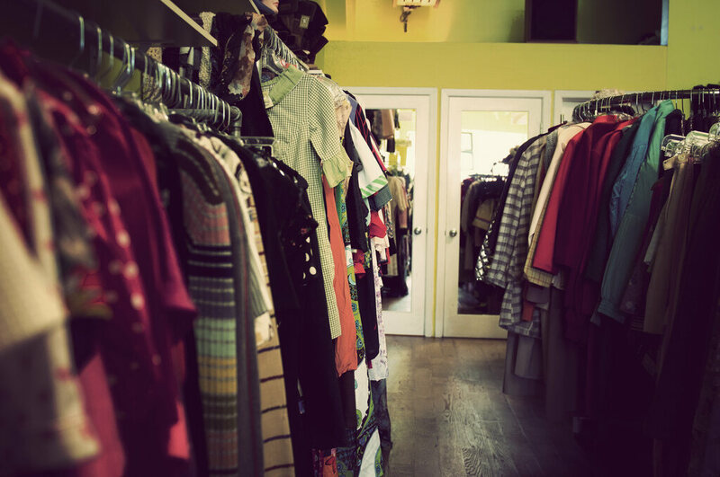 How Used Clothing Became Vintage Fashion Atlas Obscura