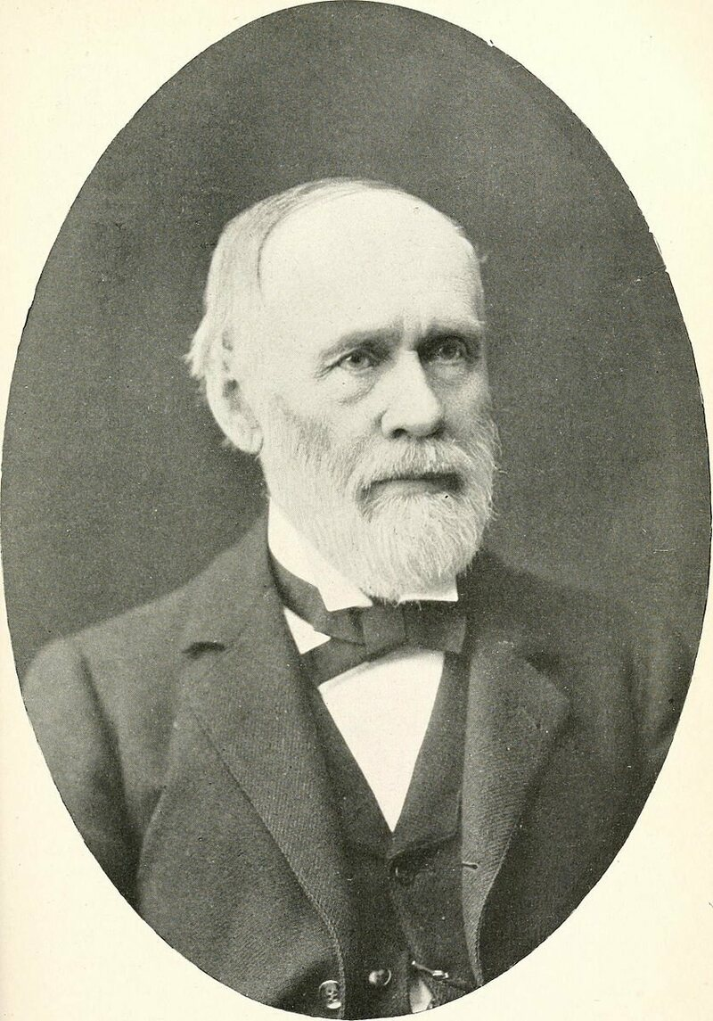 Dr. William James Beal, father of the longest-running experiment in history.