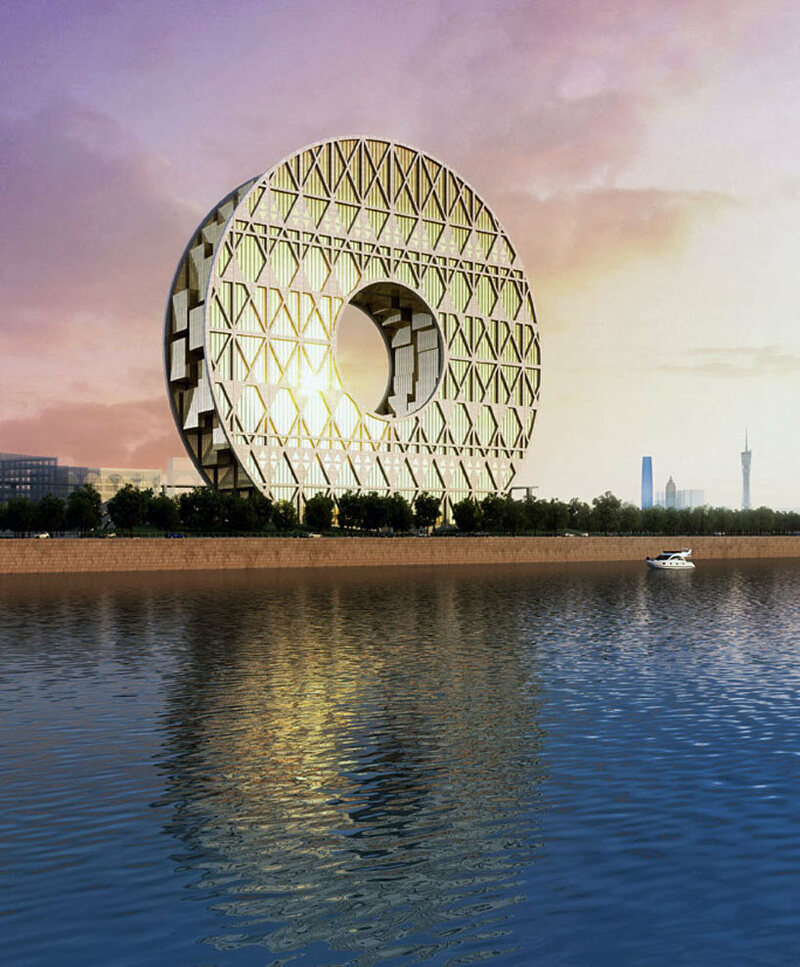 China S Ban On Weird Architecture May Mean No More Big