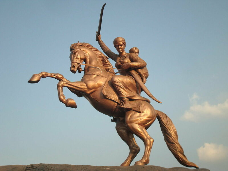 Lakshmibai, The Warrior Queen Who Fought British Rule in