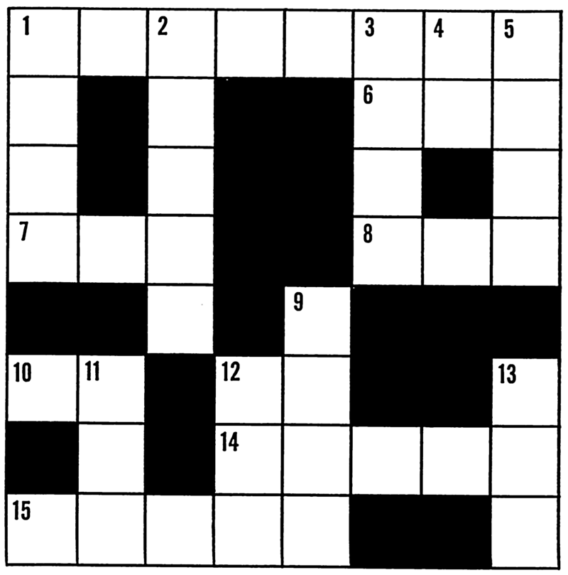 Line Drawing Crossword Clue : Plagiarism scandal leaves the crossword community puzzled