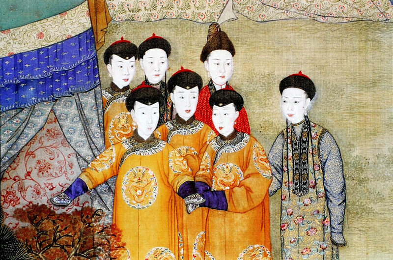 China's Only Monogamous Emperor Swore Off Consorts After One