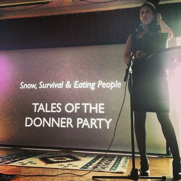 Obscura Society Salon: Donner Party