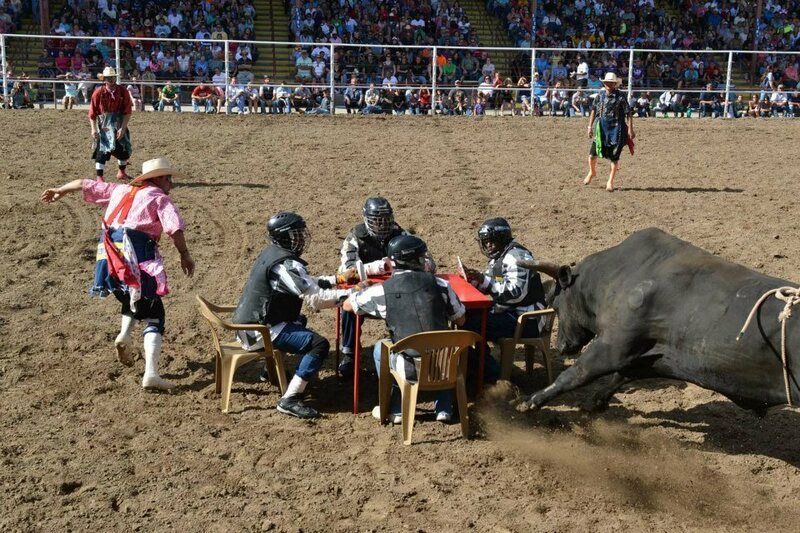 Curious Fact Of The Week Angola Prison Rodeo Atlas Obscura