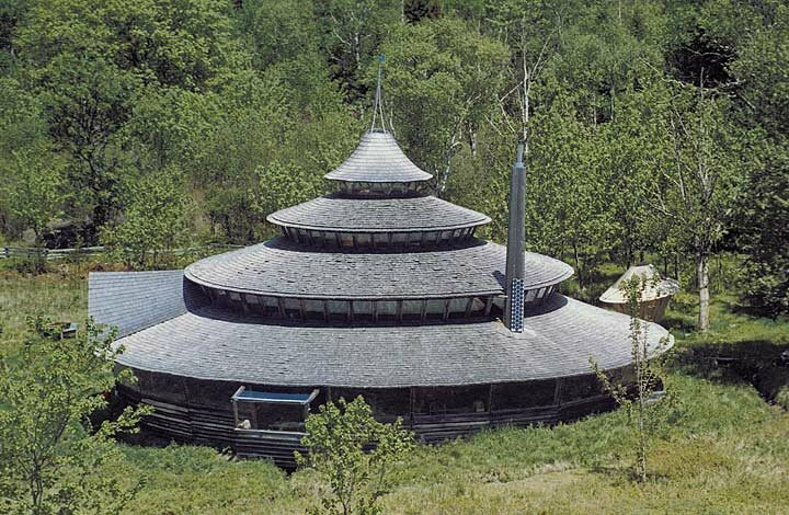 The Man Who Began Americas Yurt Craze | Yurt home, Yurt