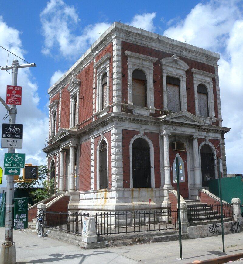 Coignet Building in Gowanus