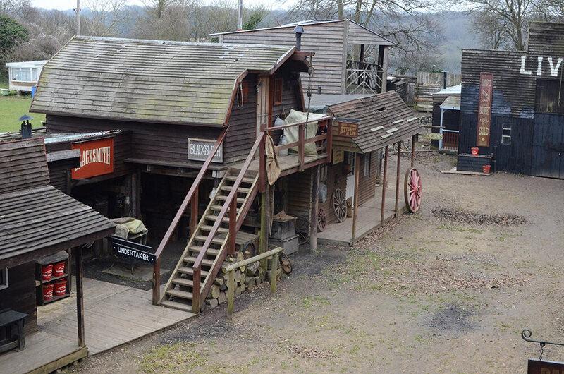 Inside Laredo, the Secret, Members-Only Wild West Town in England
