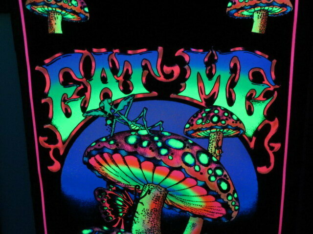 Trippy Blacklight Posters From the Psychedelic Heyday - Atlas Obscura