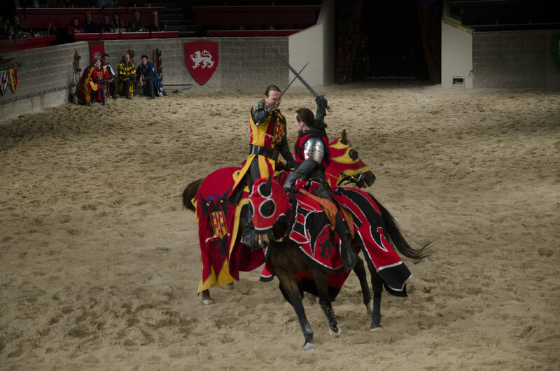 the knight and the squire parenthood gone medieval Medieval times is the #1 breeder of pure spanish horses in north america, and a ll knights begin their training as squires – just as they did in the middle ages they are taught the proper horse care, sword fighting, falconry, and weaponry.