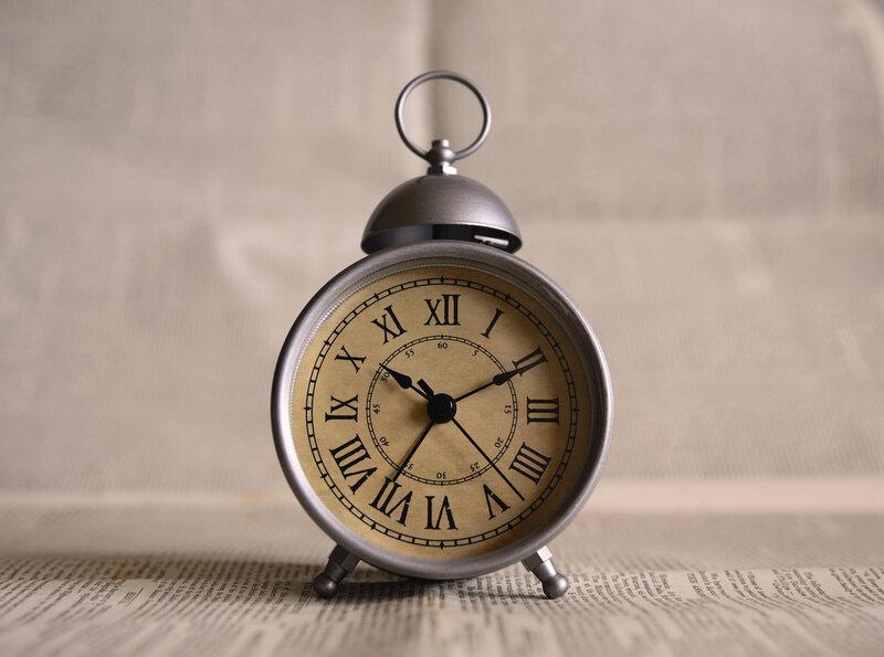 A 2,000-Year History Of Alarm Clocks