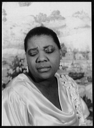 Bessie Smith, another queer black jazz performer and a close friend of Rainey's.