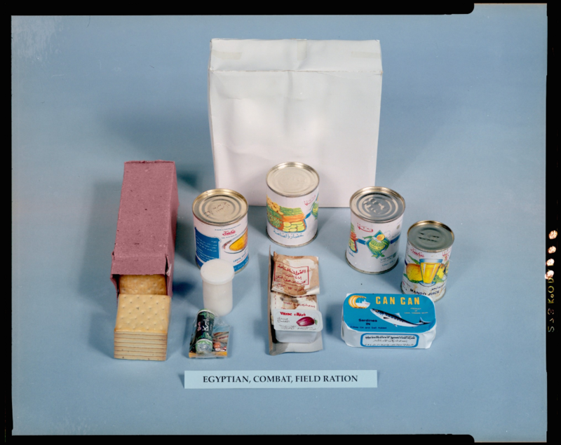 The Combat Ration Collectors Who Eat Decades Old Military Meals Gastro Obscura