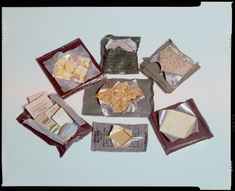 The Combat Ration Collectors Who Eat Decades-Old Military