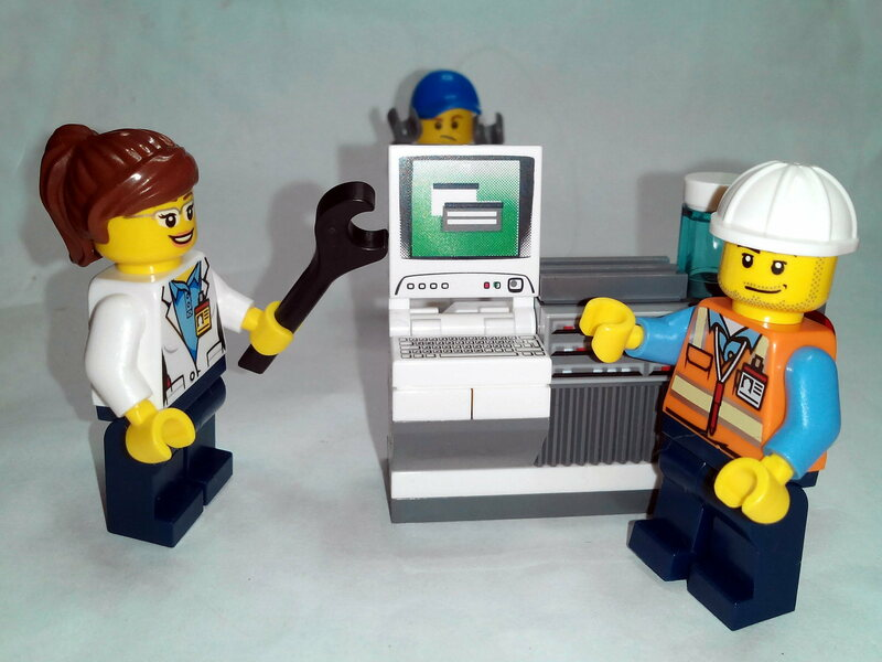 5 Amazing LEGO Jobs Currently Open - Atlas Obscura