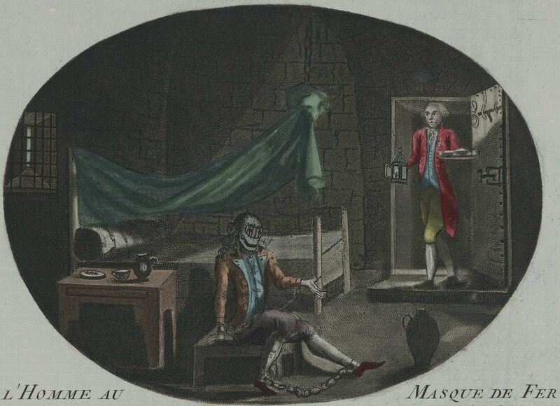 Professor Solves 350-Year-Old Mystery Behind The Man in the Iron Mask