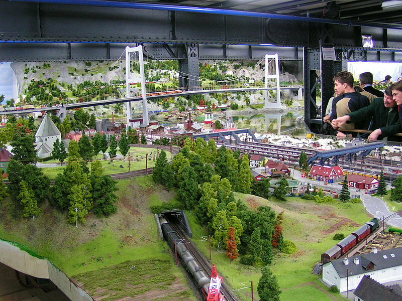 Take a Ride on 9 of the Most Incredible Model Trains in the World
