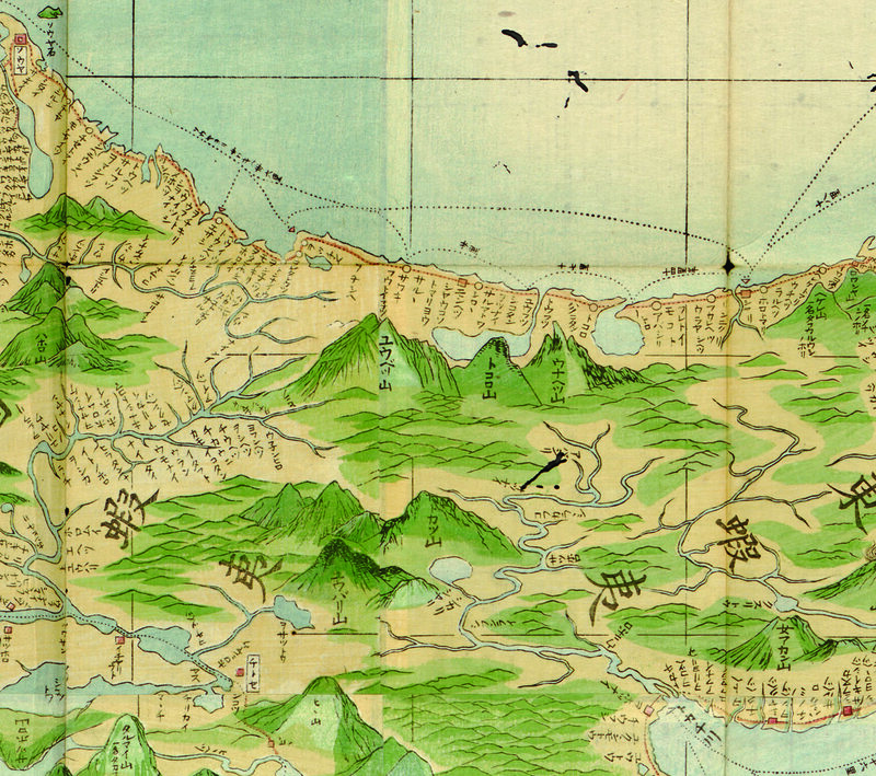 These Stunning Maps Highlight The Tricks In A Cartographers Toolkit