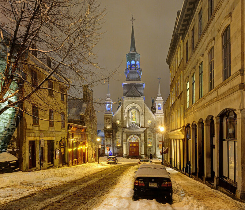 The Delightful Perversity of Québec's Catholic Swears