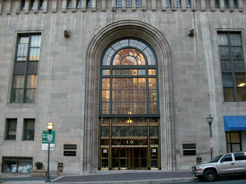Art Deco Hoekbank.Work Out In A Bank Vault In Baltimore S Art Deco Gym Atlas