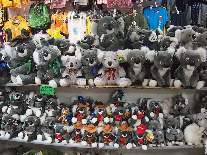Koalas Are Australia S Most Effective Diplomats Atlas