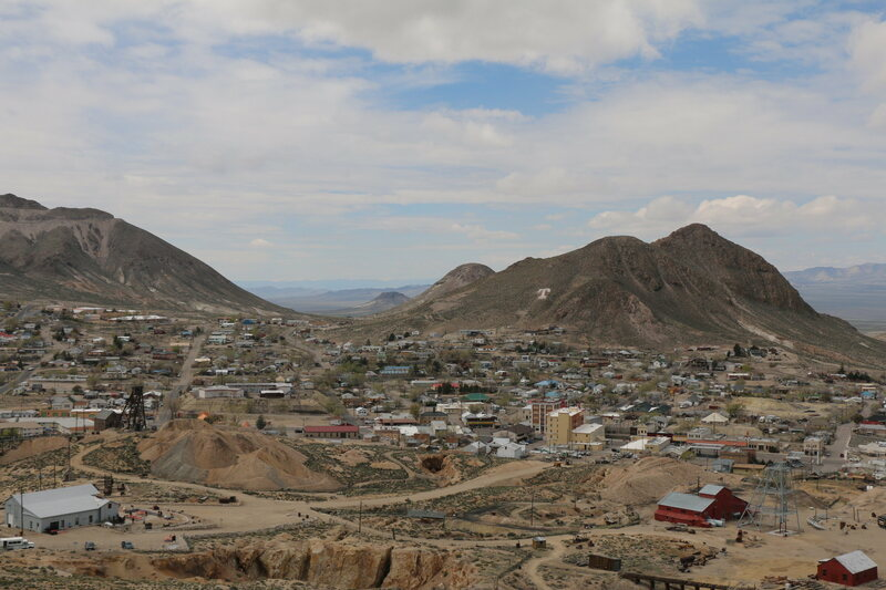 a night and a day in tonopah nevada atlas obscura