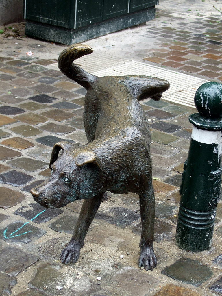 10 Adorable Bronze Animal Statues That You Will Want To Hug Atlas Obscura