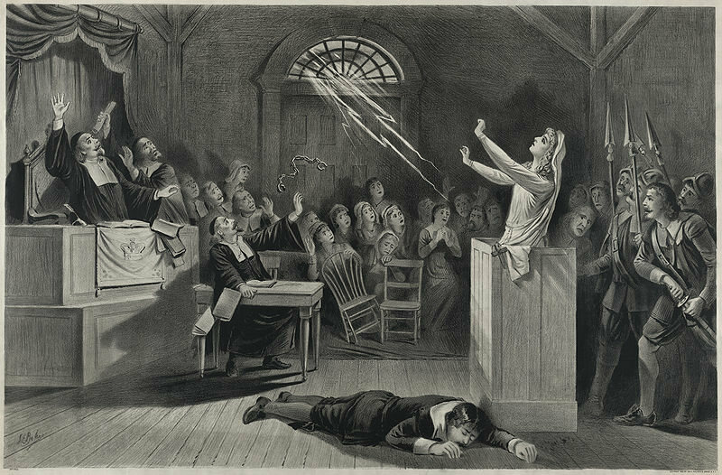 The True Villain in the Salem Witch Trials - Atlas Obscura