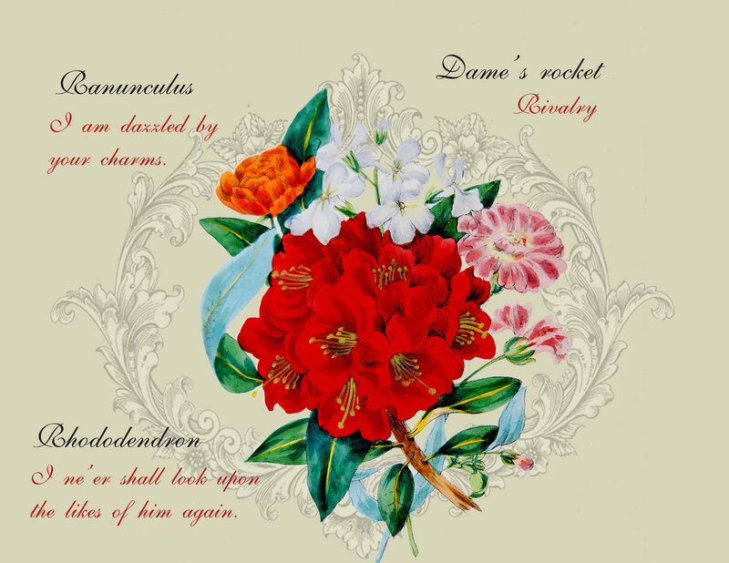How Flower-Obsessed Victorians Encoded Messages in Bouquets - Atlas ...