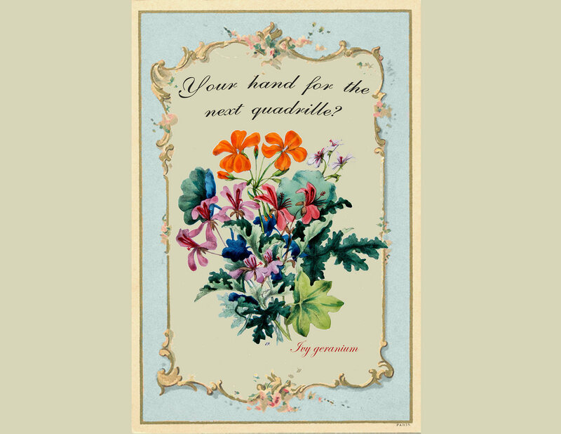 How Flower-Obsessed Victorians Encoded Messages in Bouquets - Atlas