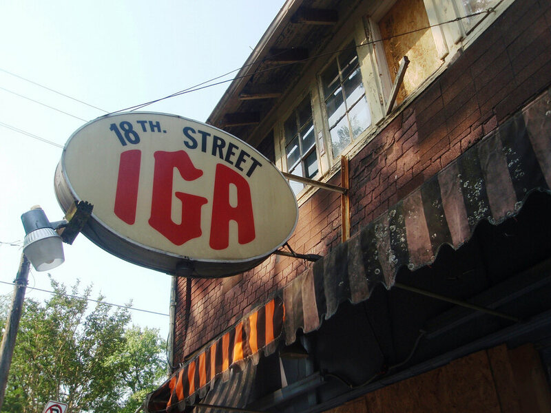 The Surprisingly Resilient History of IGA, Which Gave Small
