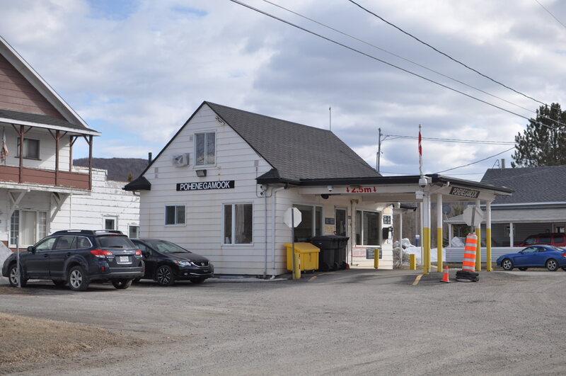 Estcourt Station Maine