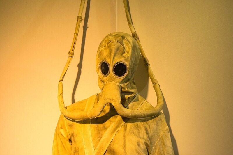 Leonardo Da Vinci Designed A Nightmare Scuba Suit Atlas Obscura