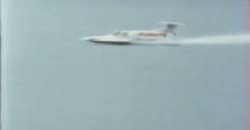 A Homemade Speedboat Has Held the Deadly Water Speed Record Since 1978