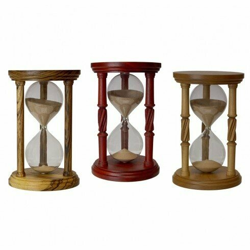 The Hourglass Urns