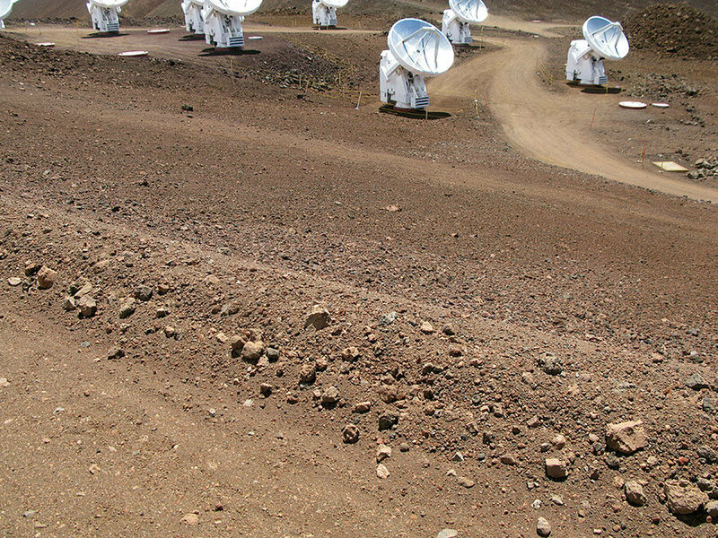 Submillimeter Array, Hawaii, United States of America, 2010