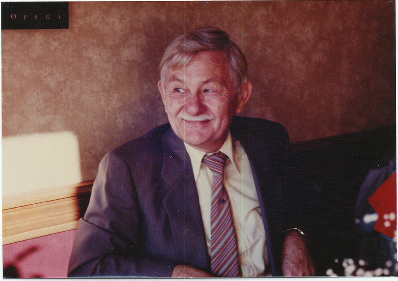 Calhoun in 1986, nearly forty years after his first experiments.