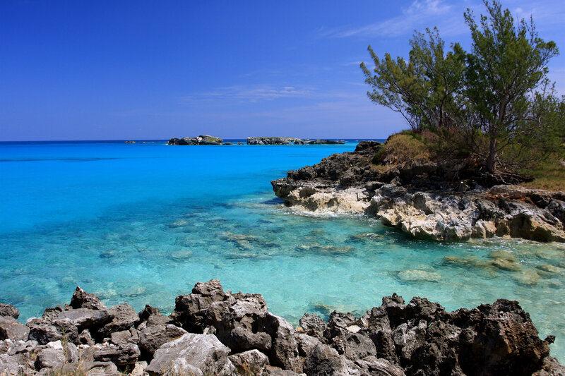 Cooper's Island Nature Reserve - Bermuda