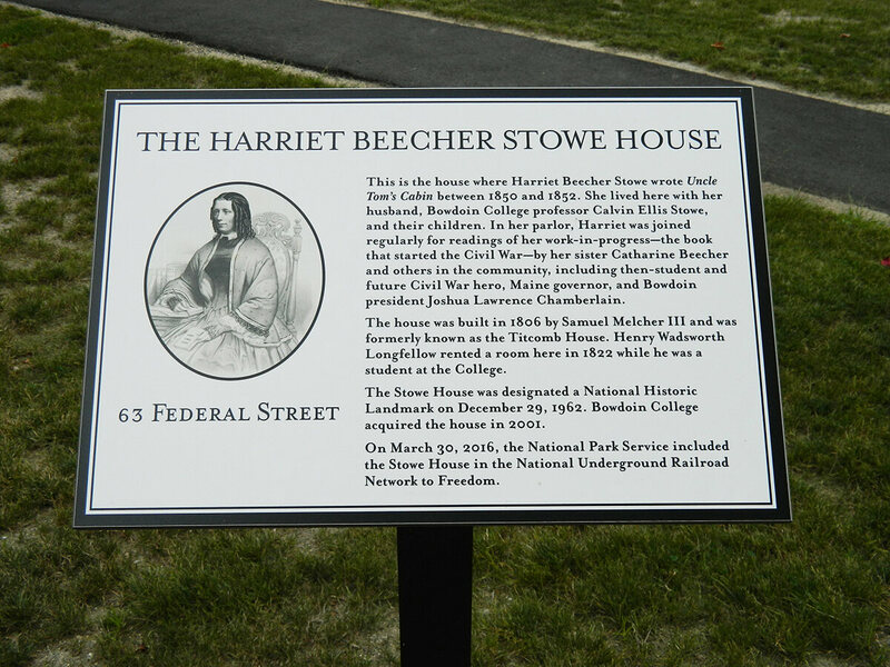 the early life and times of harriet beecher All that makes life bright the life and love of harriet beecher stowe by josi s kilpack.