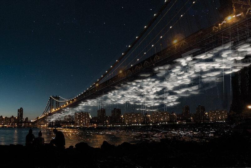 Beneath Manhattan Skies
