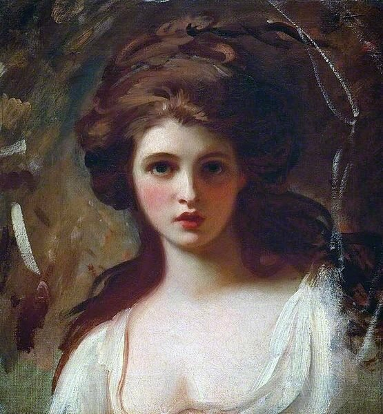 The Society Lady Who Brought Ancient Greek Fashion to 18th Century ...
