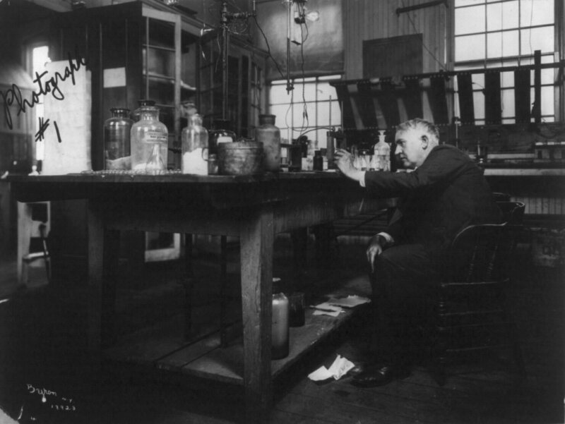 Dial-a-Ghost on Thomas Edison's Least Successful Invention: the Spirit Phone