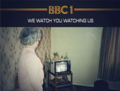 Many of Scarfolk's initiatives are surveillance themed.