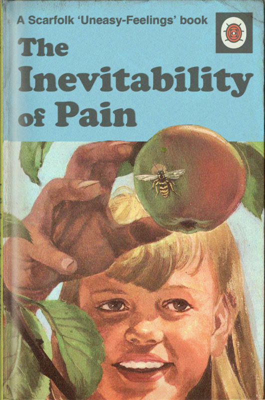One of a series of books for Scarfolk children.