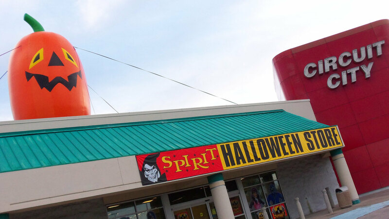 The Surprising Success of Halloween Pop-Up Stores - Atlas Obscura