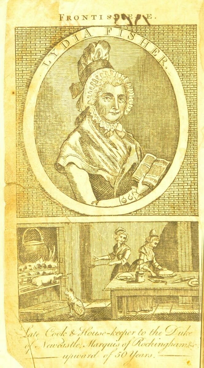 Sold for just one shilling, <em>The Prudent Housewife</em> was one of the most popular cookbooks in 18th century England.