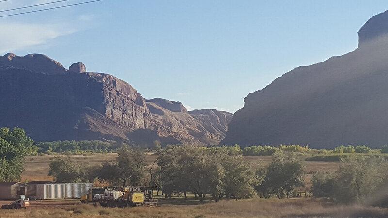 Moab, Utah.