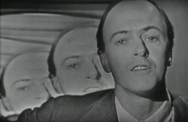 Roald Dahl welcomes you to the <em>Way Out</em>.