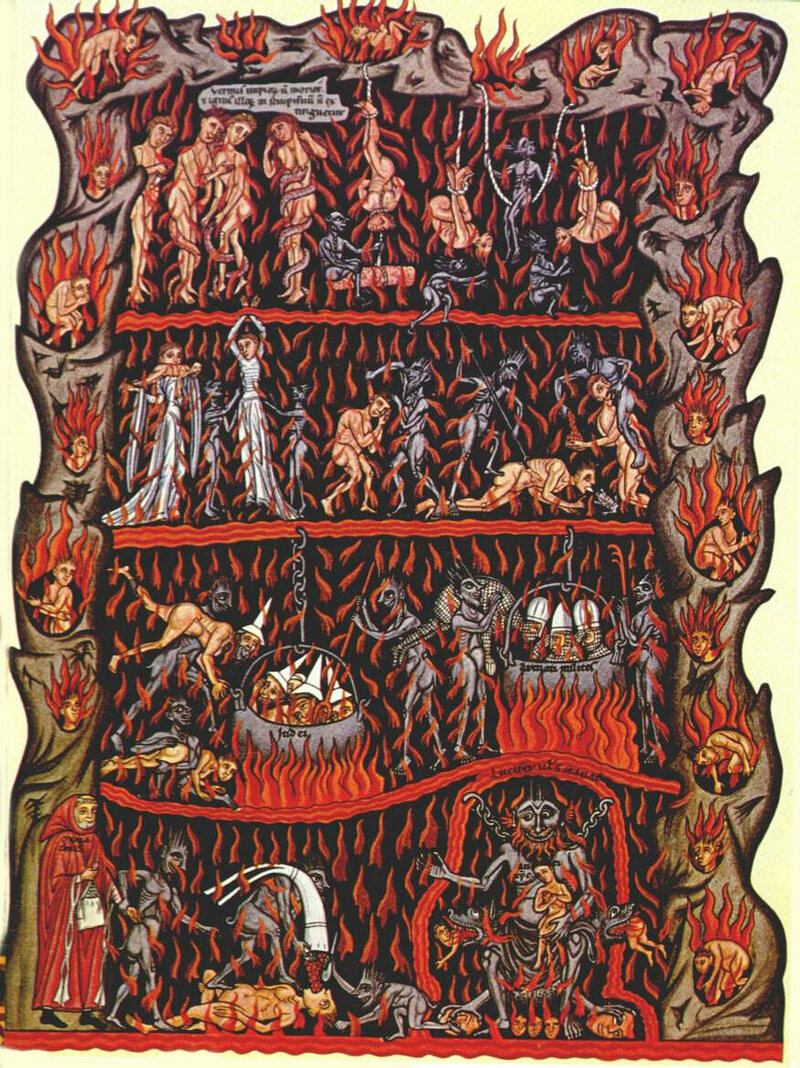 Medieval Curses To Hell